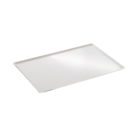 Plaque aluminium bords pincés