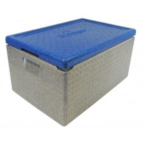 Conteneur isotherme PPE GN1/1 39 litres - Haute Densité