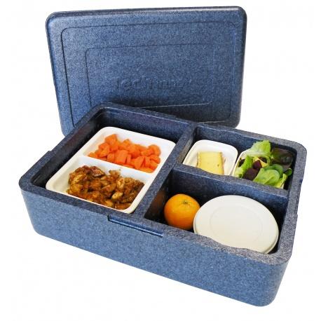 DINNER BOX VIDE