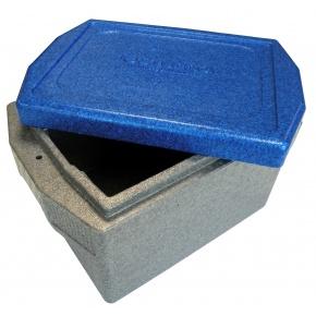 Conteneur isotherme PPE GN1/2 15 litres