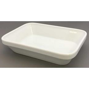 Plat Porcelaine rectangulaire