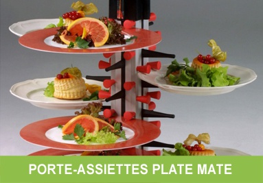 Porte-assiettes Plate Mate France